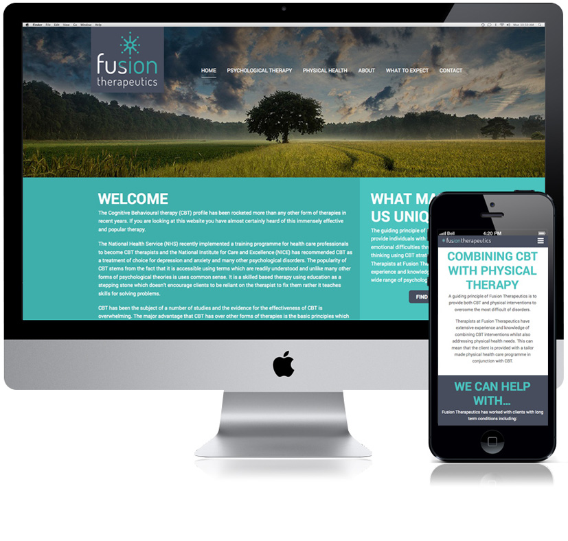 Fusion Therapeutics Website